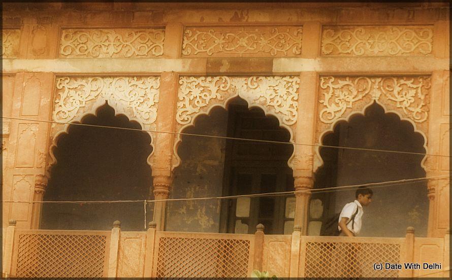 Fatehpuri Masjid, Old Delhi