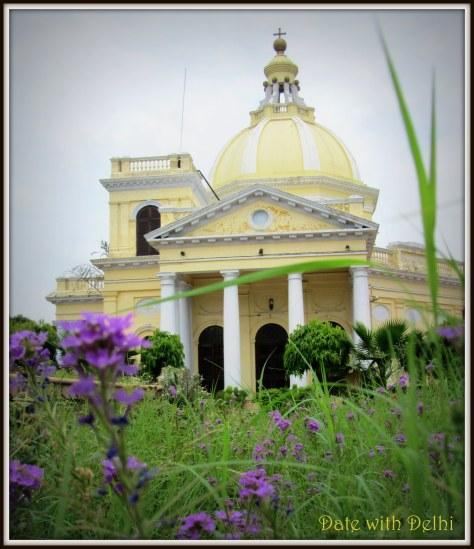 St James Church- a beautiful, nostalgic little church